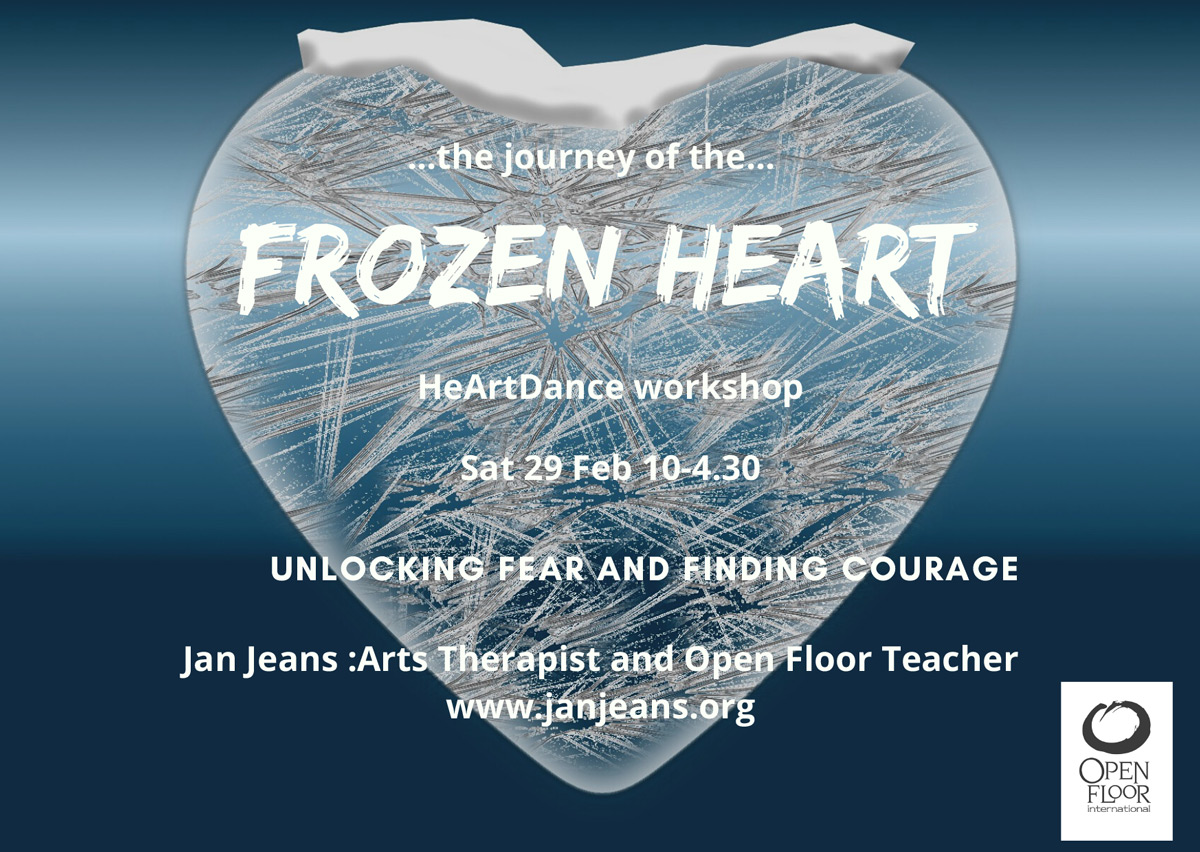 Jan Jeans The Journey of the Frozen Workshop