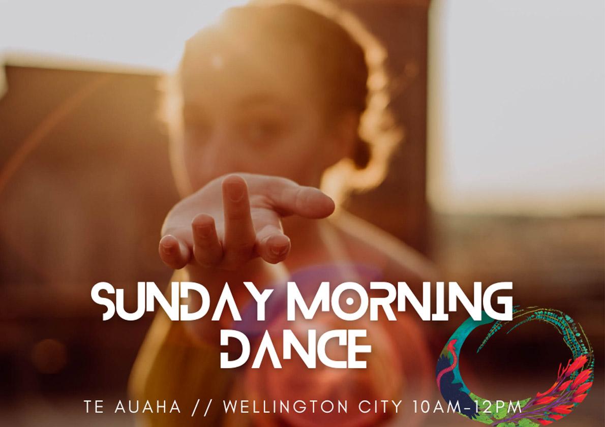 Wellington Sunday Dance with Kaia